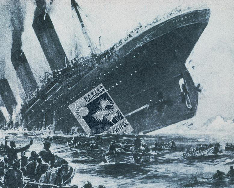 master gardener titanic