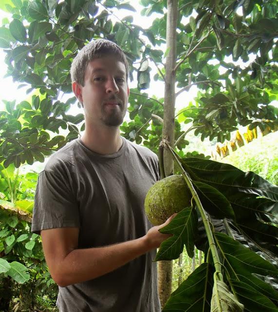 DavidAndBreadfruit