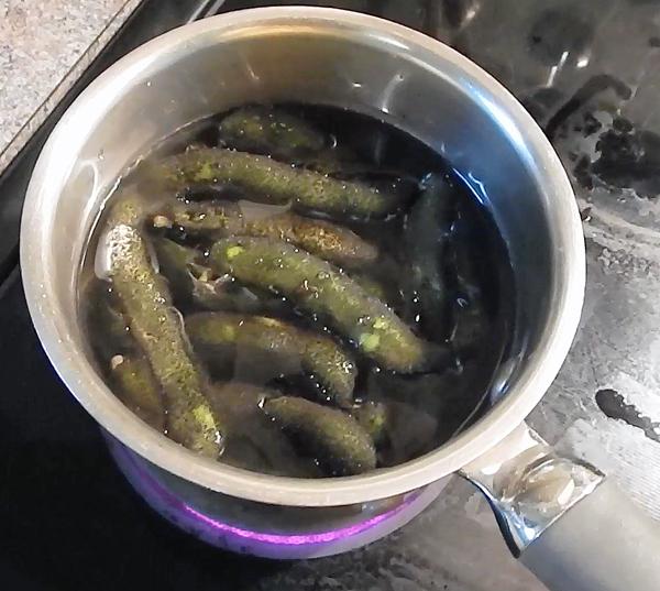 how to eat velvet beans
