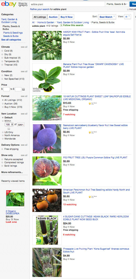 Ebay_Rare_Plants