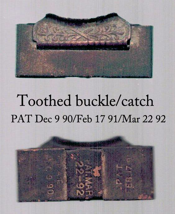 Metal_Detecting_toothed_Buckle_Catch