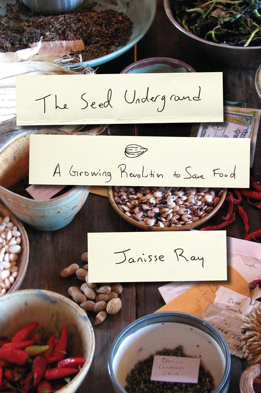 Janisse Ray Seed Savers Underground
