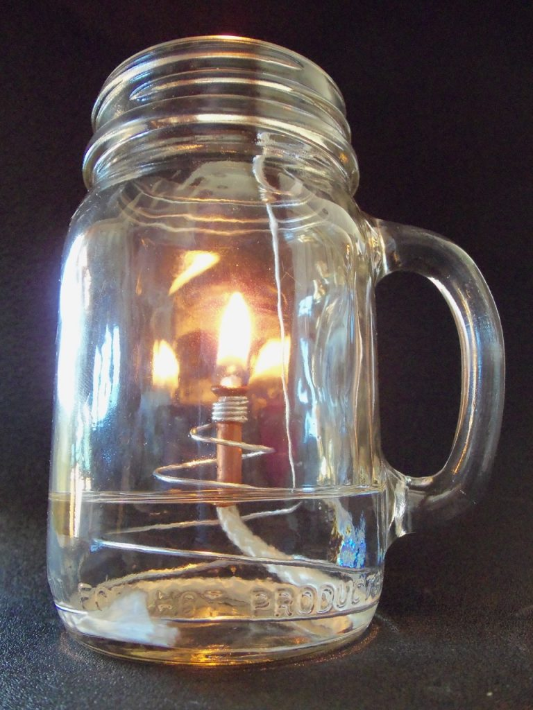 best oil lamp