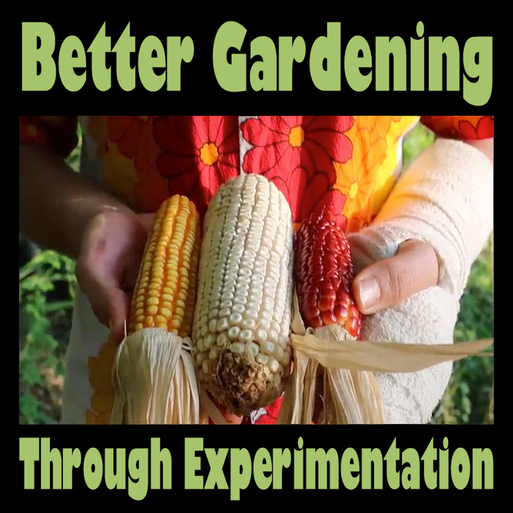 Better-gardening-through-experimentation