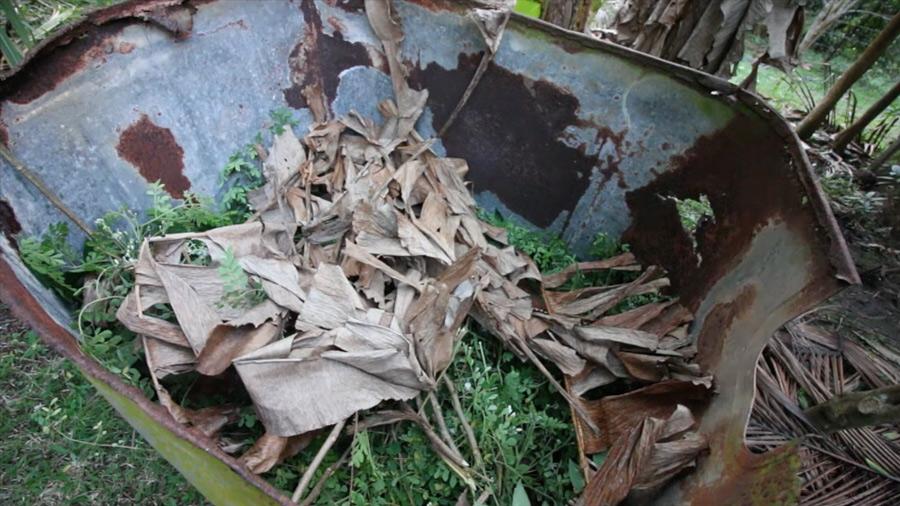 Galvanized-tub-compost-bin
